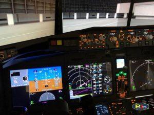 PILOT専門進学塾・シアトルフライトアカデミー 737MAX RJOO SPOT17