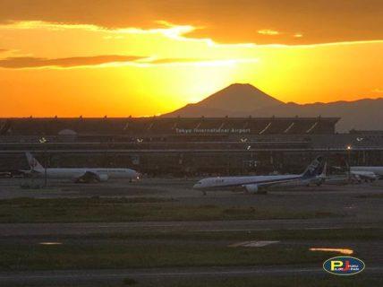 羽田空港日記 2020年10月18日(日)