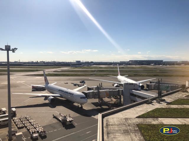 羽田空港日記 2020年10月25日(日)