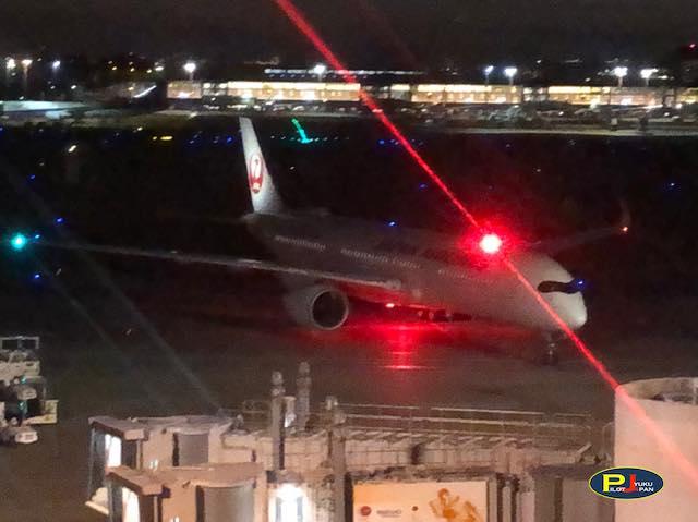 羽田空港日記 2020年10月23日(金)